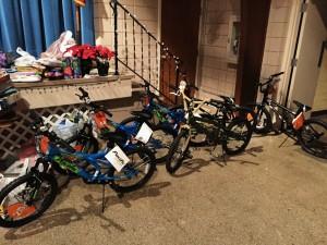 ibew 573 bike donation